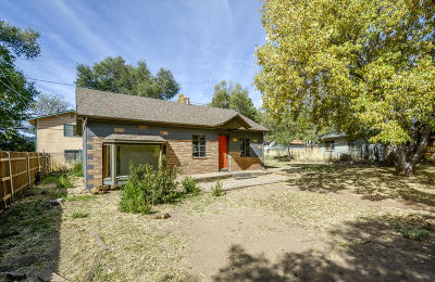 Coconino County Single Family Home For Sale: 3125 N Alta Vista Drive