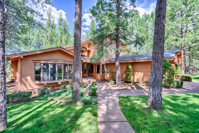 Flagstaff Single Family Home For Sale: 1451 N Mariposa Road
