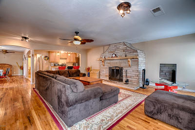 Flagstaff Single Family Home For Sale: 2412 N West Street