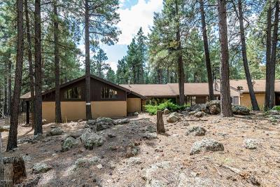 Flagstaff Single Family Home For Sale: 7395 W Taylor Springs Ln