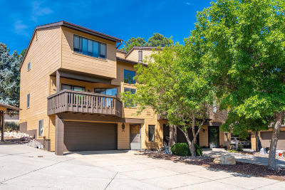 Flagstaff Condo/Townhouse For Sale: 5000 E Palomino Lane #23