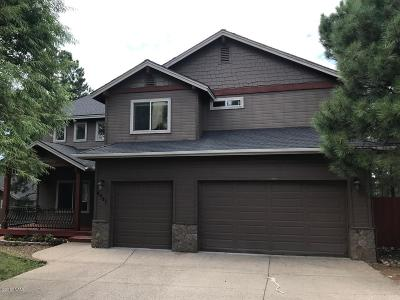 Flagstaff AZ Single Family Home For Sale: $595,000