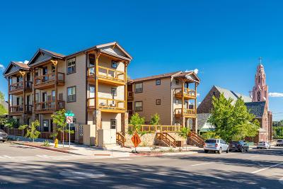 Flagstaff Condo/Townhouse For Sale: 19 W Dale Avenue #303