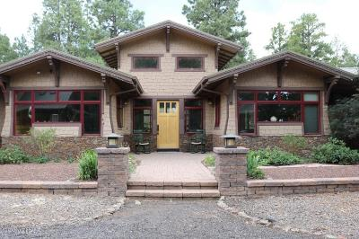 Flagstaff Single Family Home For Sale: 6934 Ranmar Court