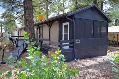 Coconino County Mobile/Manufactured For Sale: 1085 E Hillside Drive