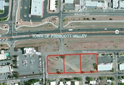 Prescott Valley Residential Lots & Land For Sale: 8001 E Hwy 69