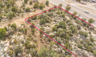 Prescott Residential Lots & Land For Sale: 1360 Iron Springs Road