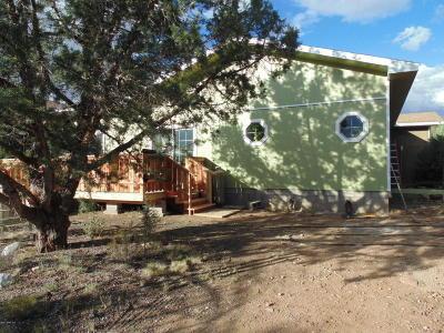 Seligman AZ Single Family Home For Sale: $359,000