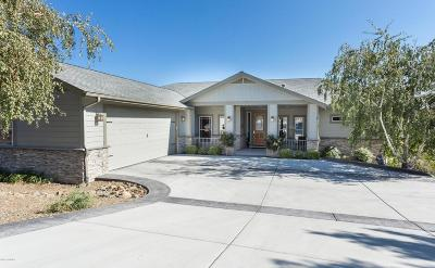 Prescott Lakes Single Family Home For Sale: 750 Mines Pass