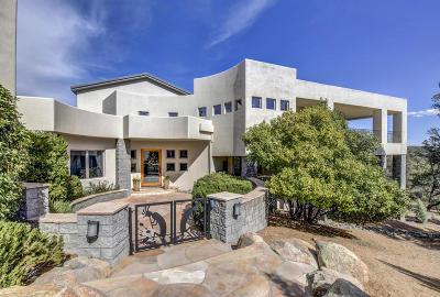 Prescott AZ Single Family Home For Sale: $949,700