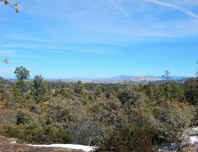 Prescott AZ Residential Lots & Land For Sale: $98,000
