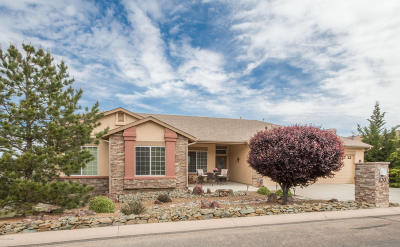 Prescott Lakes Single Family Home For Sale: 830 N Lakeview Drive