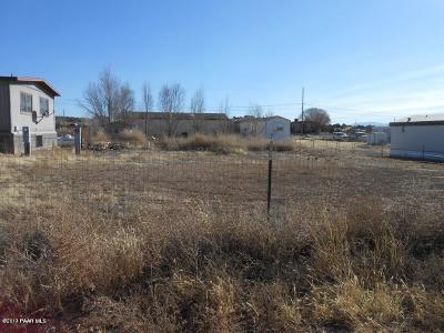 Paulden Residential Lots & Land For Sale: 25385 N Juniper Drive