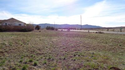 Prescott, Prescott Valley, Chino Valley, Dewey-humboldt Residential Lots & Land For Sale: 13051 Wrangler Road