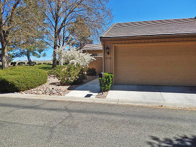 Prescott AZ Condo/Townhouse For Sale: $269,900