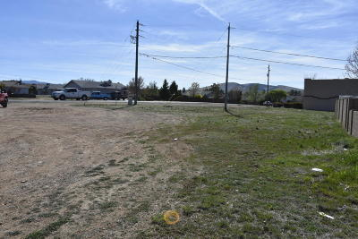 Prescott Valley Residential Lots & Land For Sale: 8967 E Laredo Drive