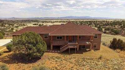 Chino Valley Single Family Home For Sale: 1705 N 3 Ranch Road