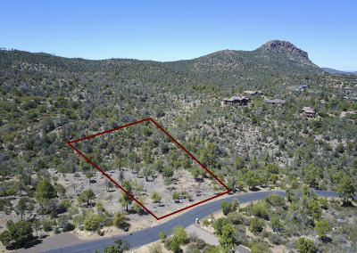 Hassayampa Village Community Residential Lots & Land For Sale: 2191 Forest Mountain Road