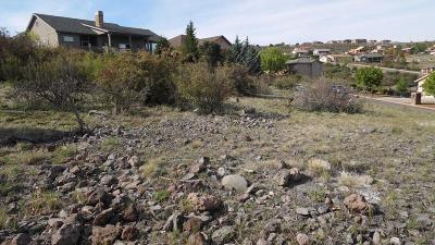 Prescott Lakes Residential Lots & Land For Sale: 2969 Brooks Range