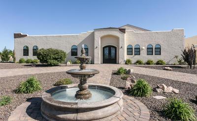 Prescott Valley Single Family Home For Sale: 8010 E Slash Arrow Drive