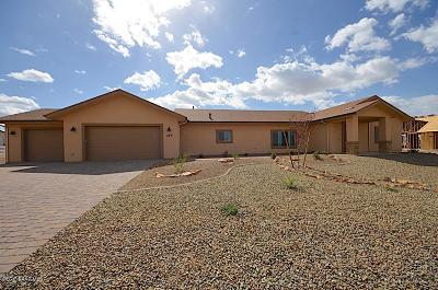 Chino Valley Single Family Home Pending - Take Backup: 264 Mackenzie Rose Drive