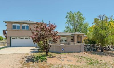 Chino Valley Single Family Home For Sale: 215 Dueno Drive
