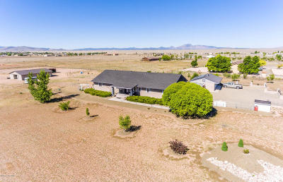 Prescott Valley Single Family Home For Sale: 11080 N Antelope Meadows Drive