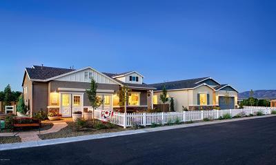 Dewey-humboldt Single Family Home For Sale: 12766 E Ortiz Street