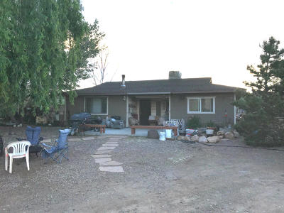 Chino Valley Single Family Home For Sale: 3590 W Chaparral Lane