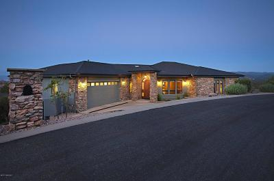 Prescott AZ Single Family Home For Sale: $1,100,000