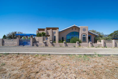 Prescott Valley Single Family Home For Sale: 8500 E Old Black Canyon Highway