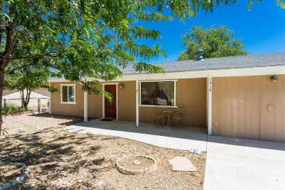 Chino Valley Single Family Home For Sale: 1910 Jackrabbit Trail