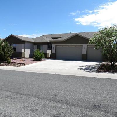Prescott Valley Single Family Home For Sale: 4457 N Kirkwood Avenue