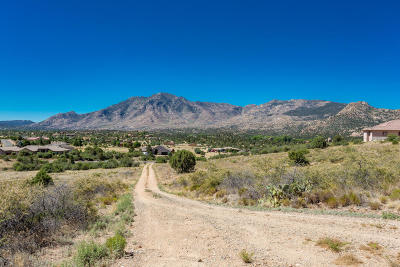 Prescott Residential Lots & Land For Sale: 00 Lonesome Dove Trail