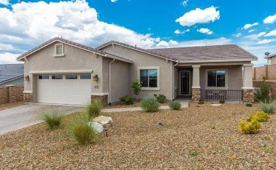 Prescott Lakes Single Family Home For Sale: 623 St Enodoc Circle