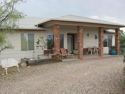 Chino Valley Single Family Home For Sale: 2450 N Sons Ranch Road