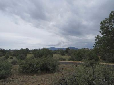 Prescott Residential Lots & Land For Sale: 14350 N Three Sisters Drive