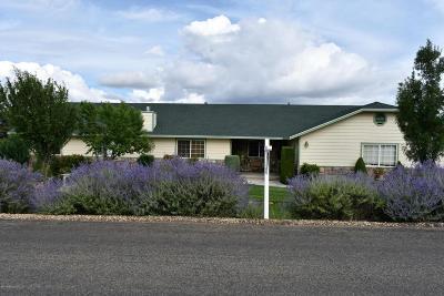 Prescott Valley Single Family Home For Sale: 4531 N Calle Santa Cruz