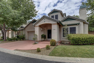 Chino Valley, Dewey-humboldt, Prescott, Prescott Valley Condo/Townhouse Pending - Take Backup: 3560 Valencia Way