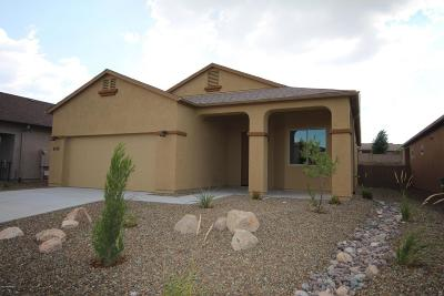 Prescott Valley Single Family Home For Sale: 8108 N Ancient Trail