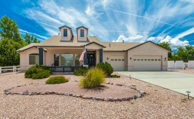 Chino Valley Single Family Home For Sale: 1005 Tiffany Place