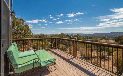 Prescott Single Family Home For Sale: 755 Angelita/710 Malia Drive