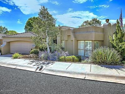 Prescott Single Family Home For Sale: 2111 Santa Fe Springs