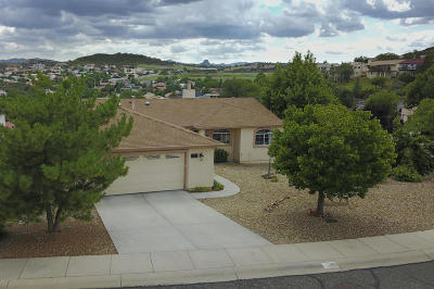 Prescott AZ Single Family Home For Sale: $449,900