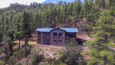 Prescott Single Family Home For Sale: 2625 W Butterfly Ridge