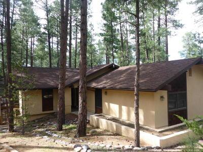Prescott Single Family Home For Sale: 1706 Quail Run