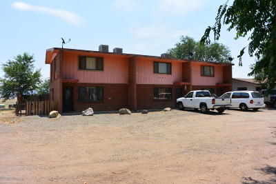 Prescott Valley Multi Family Home Pending - Take Backup: 5961 N Fulton Drive