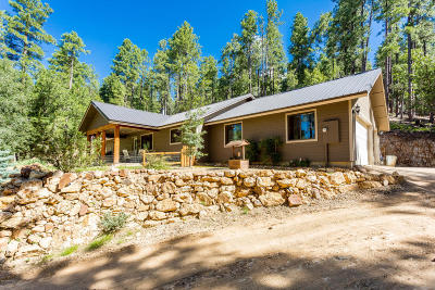 Prescott Single Family Home For Sale: 2800 E Misty Mountain