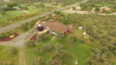 Prescott Single Family Home For Sale: 5920 N Williamson Valley Road