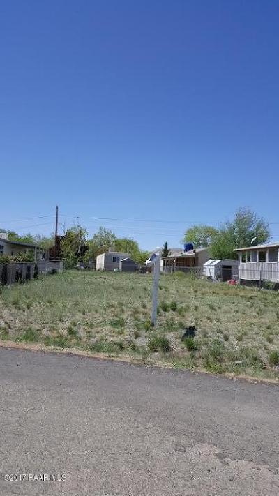 Prescott Valley Residential Lots & Land For Sale: 3800 N Joan Court